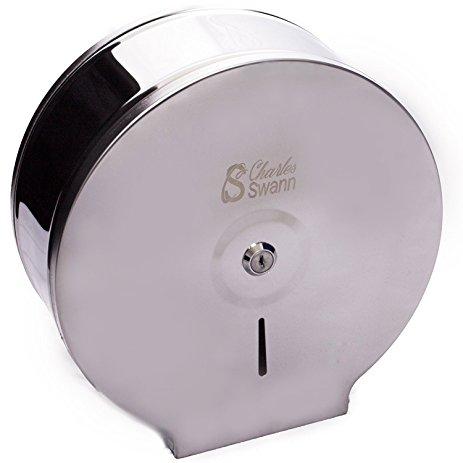 giant title paper dispenser for public restrooms