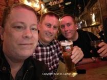 Me, Martin, and Pete