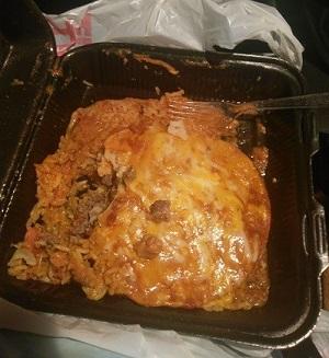 flat enchilada