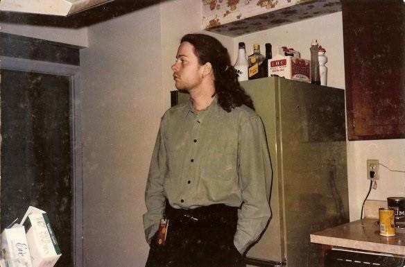 Sean D. Layton circa 1991